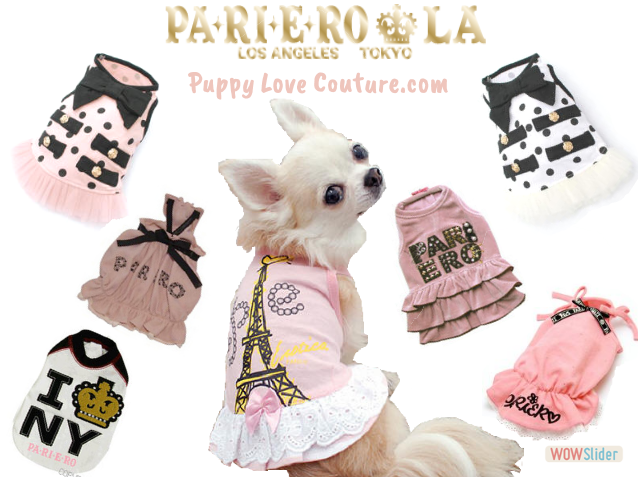 Dog Clothes Designer Dog Clothes And Accessories